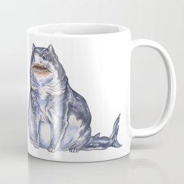 Great White Shark Cat :: Series 1 Coffee Mug