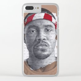 Thinkin' Bout You Clear iPhone Case