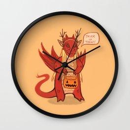 Smaugduil Wall Clock