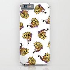 Skating Cheetah Slim Case iPhone 6s