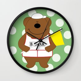 WE♥GOLF Wall Clock