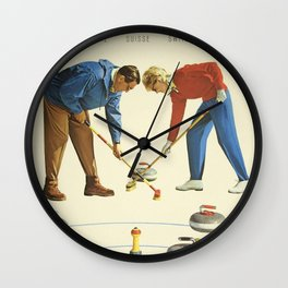 Grindelwald Wall Clock