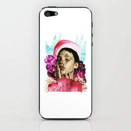 Bloom 1 iPhone Skin
