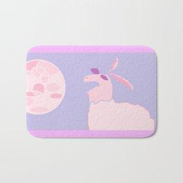 Cool Llama Bath Mat