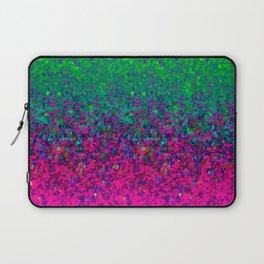 Glitter Dust Background G177 Laptop Sleeve