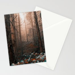 Surroundings || Ethereal Forest Stationery Cards