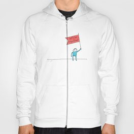 let's be magnificent Hoody