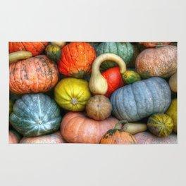 Fall crop Rug
