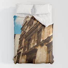 French Village | South of France Rue Arles Monet European Stroll Comforters