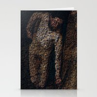 degas Stationery Cards featuring Figure by Stephen Linhart