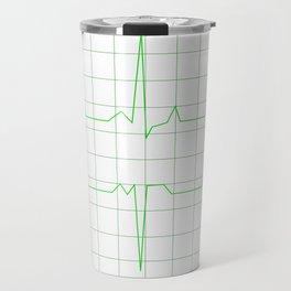 Normal Heart Rhythm Travel Mug