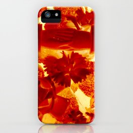 Eternal Flame iPhone Case