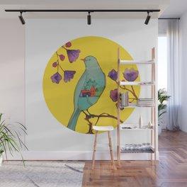 ce que la vie nous donne Wall Mural
