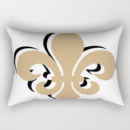 New Orleans Louisiana Fleur De Lis Gifts Saints Rectangular Pillow