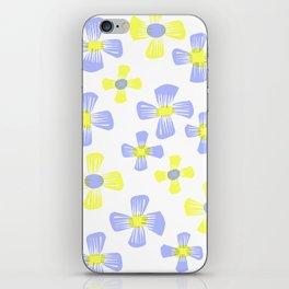 big blossoms iPhone Skin