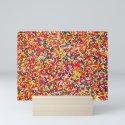 Vibrant Rainbow Sprinkles by newburydesigns