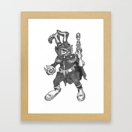 Bucky O'Hare Framed Art Print