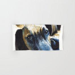 Dogface Hand & Bath Towel