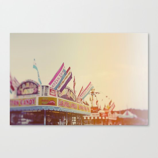 All Things Good Canvas Print