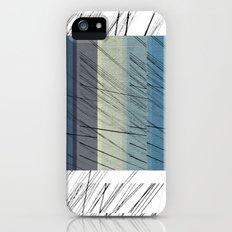 Blues Arrangement Slim Case iPhone (5, 5s)