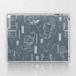 Barber Shop Laptop & iPad Skin