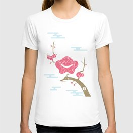 Plum and Dragon T-shirt