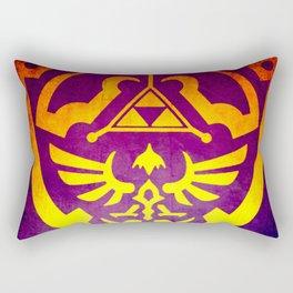 Zelda Shield II Rectangular Pillow