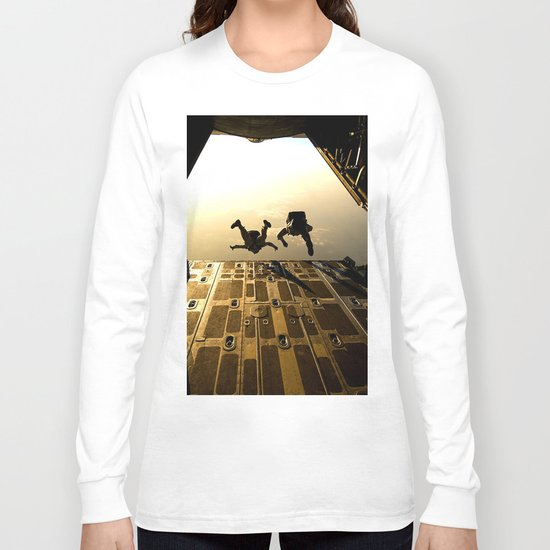 Not for me Long Sleeve T-shirt