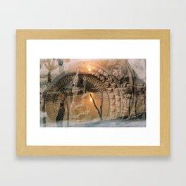 Divinity Framed Art Print
