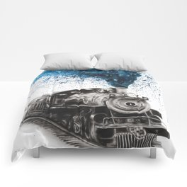 Time Voyager Comforters
