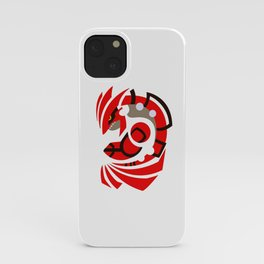 omega ruby iPhone Case