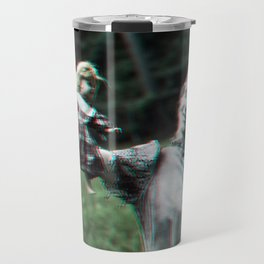"VAMPLIFIED ""Loony Bin Recess"" Travel Mug"