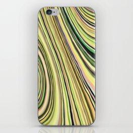 Mineralicious~Lemon Agate iPhone Skin