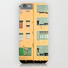 Shabby but still beautiful iPhone Case