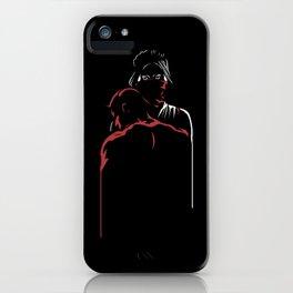 Devil's Heartbeat iPhone Case