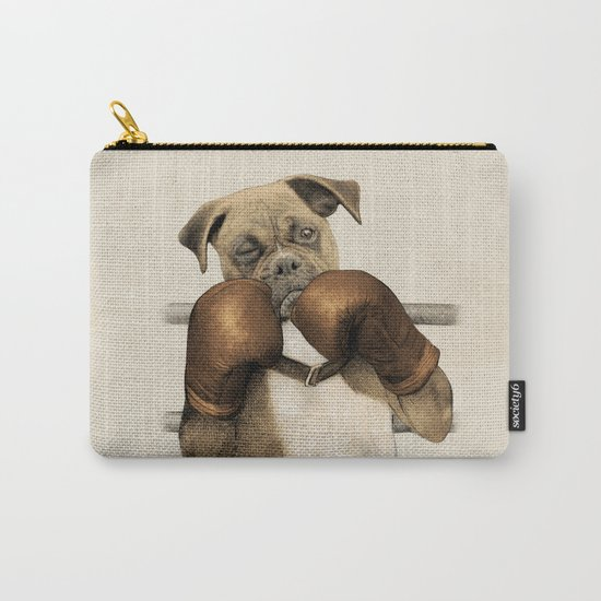The Boxer Carry-All Pouch