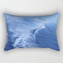 Deep Blue Sea Rectangular Pillow
