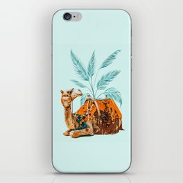 Camel Ride iPhone Skin