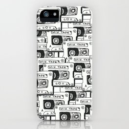 I made you a mixtape... iPhone Case