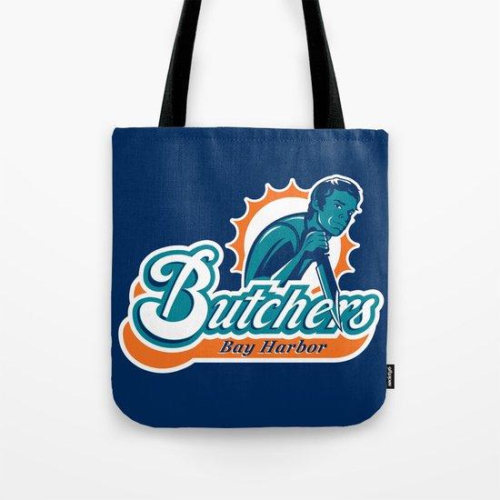 Bay Harbor Butchers Tote Bag