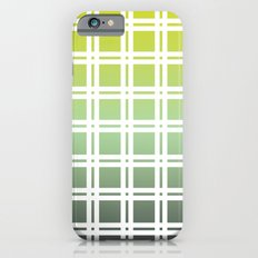 Green Weaver Slim Case iPhone 6s