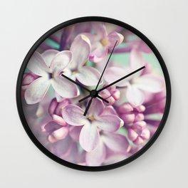 finally spring Wall Clock
