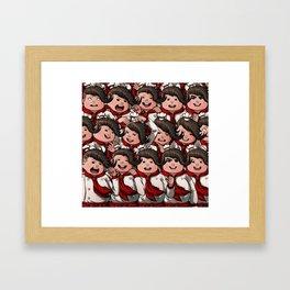 Teruteru Hanamura Framed Art Print