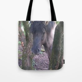I can (hor)see you! Tote Bag
