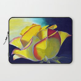 Solitary Rose Laptop Sleeve