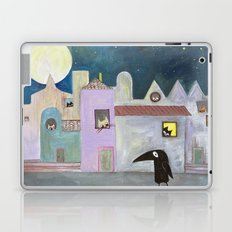 city of cats Laptop & iPad Skin