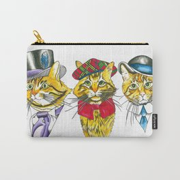 Gentlemanly Gingers Carry-All Pouch