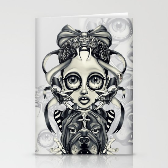 """Tattoeums III"" Stationery Cards"