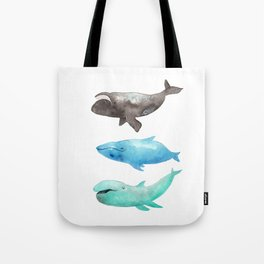 They're a little weird Tote Bag