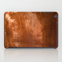 copper iPad Cases featuring copper by gaus